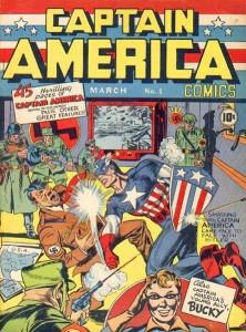 Captain Ameria contre Hitler: engagez-vous!