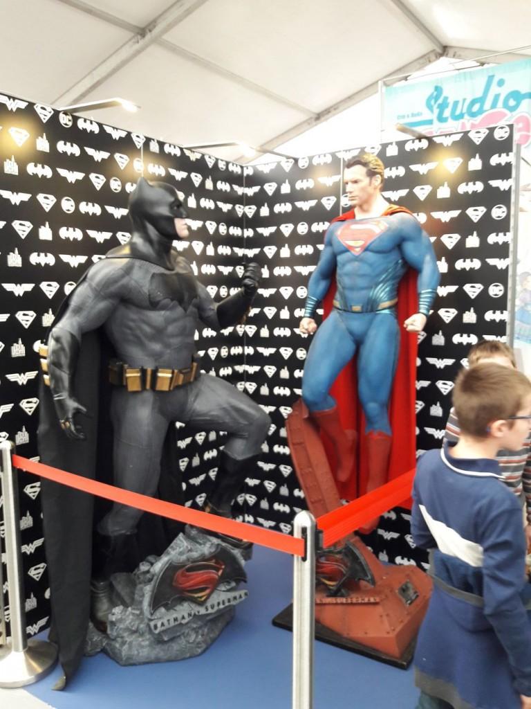 Batman VS Superman !