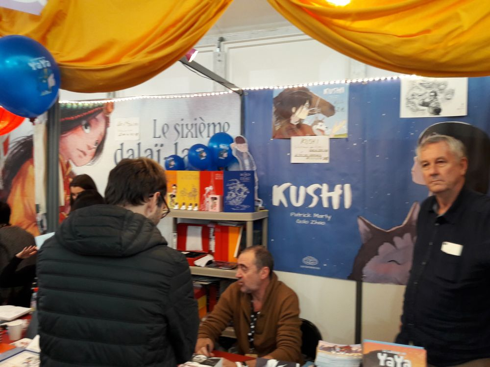 Stand FEI Editions