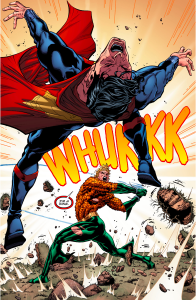 aquaman-and-mera-vs-superman-rebirth-1